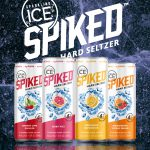 Sparkling Ice Launching 'Spiked' Line