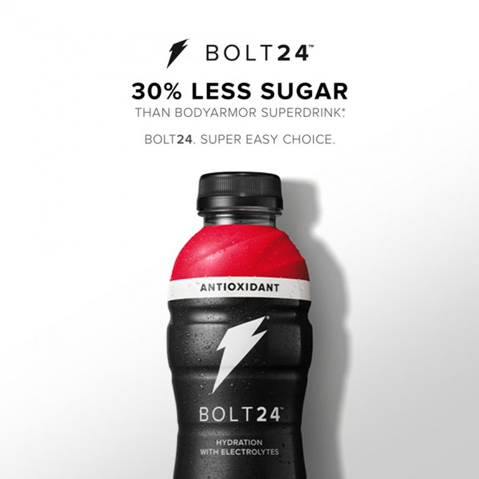 Bolt24 Calls Out BodyArmor in New Ad Campaign