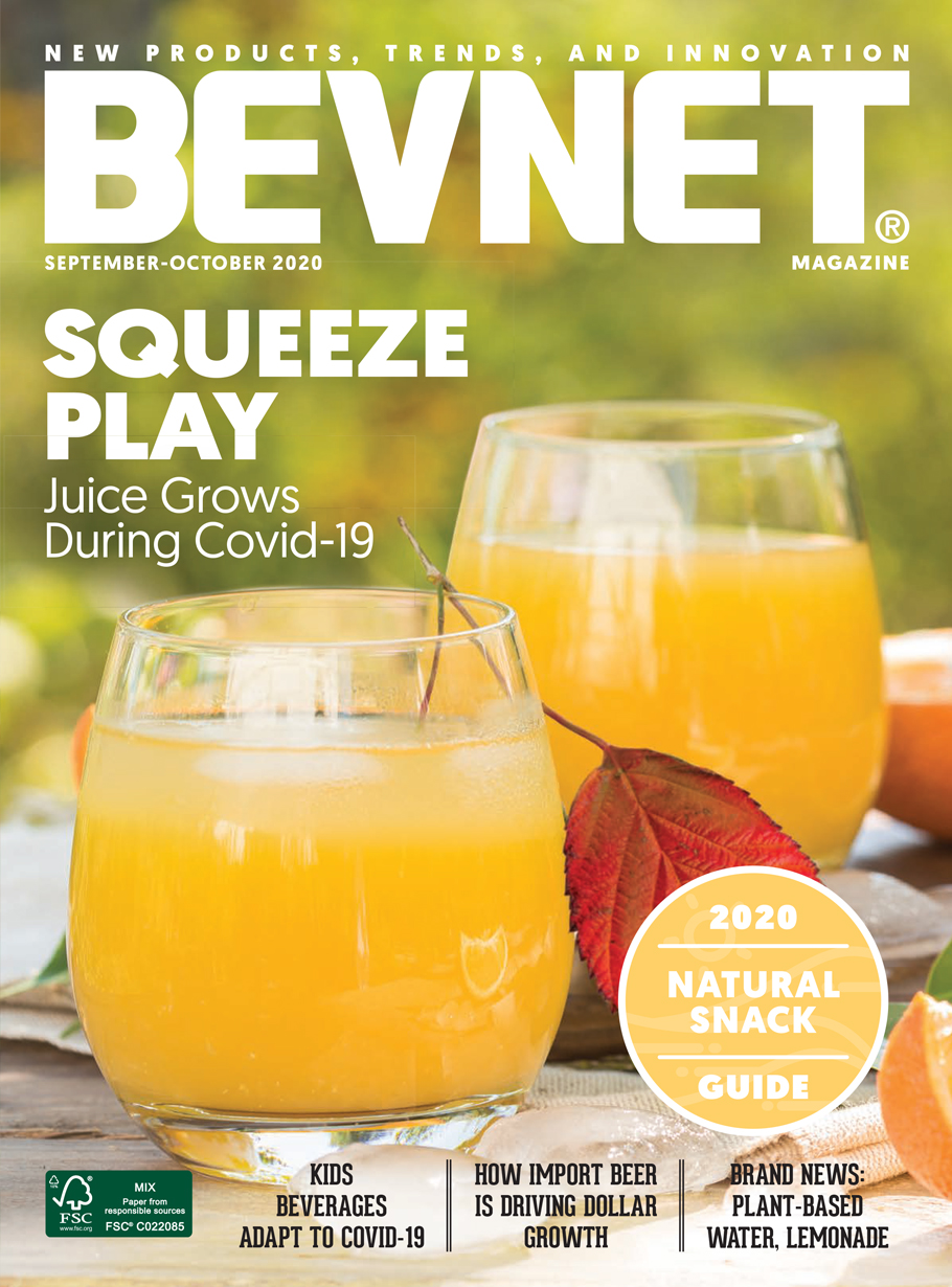 Temporary Refreshment: Juice Sales Are Up During COVID-19 — But Will That Last?