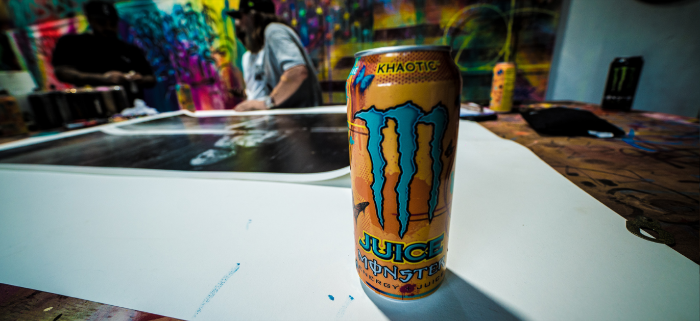 Monster Unveils All New Papillon And Re Vamped Khaotic Flavors Bevnet Com