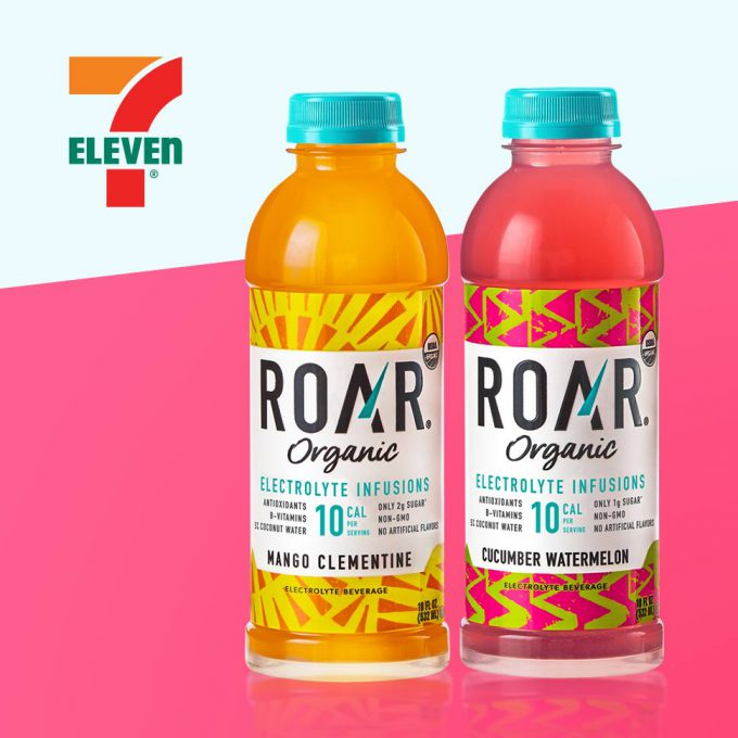 Distribution Roundup: ROAR Organic Expands in 7-Eleven