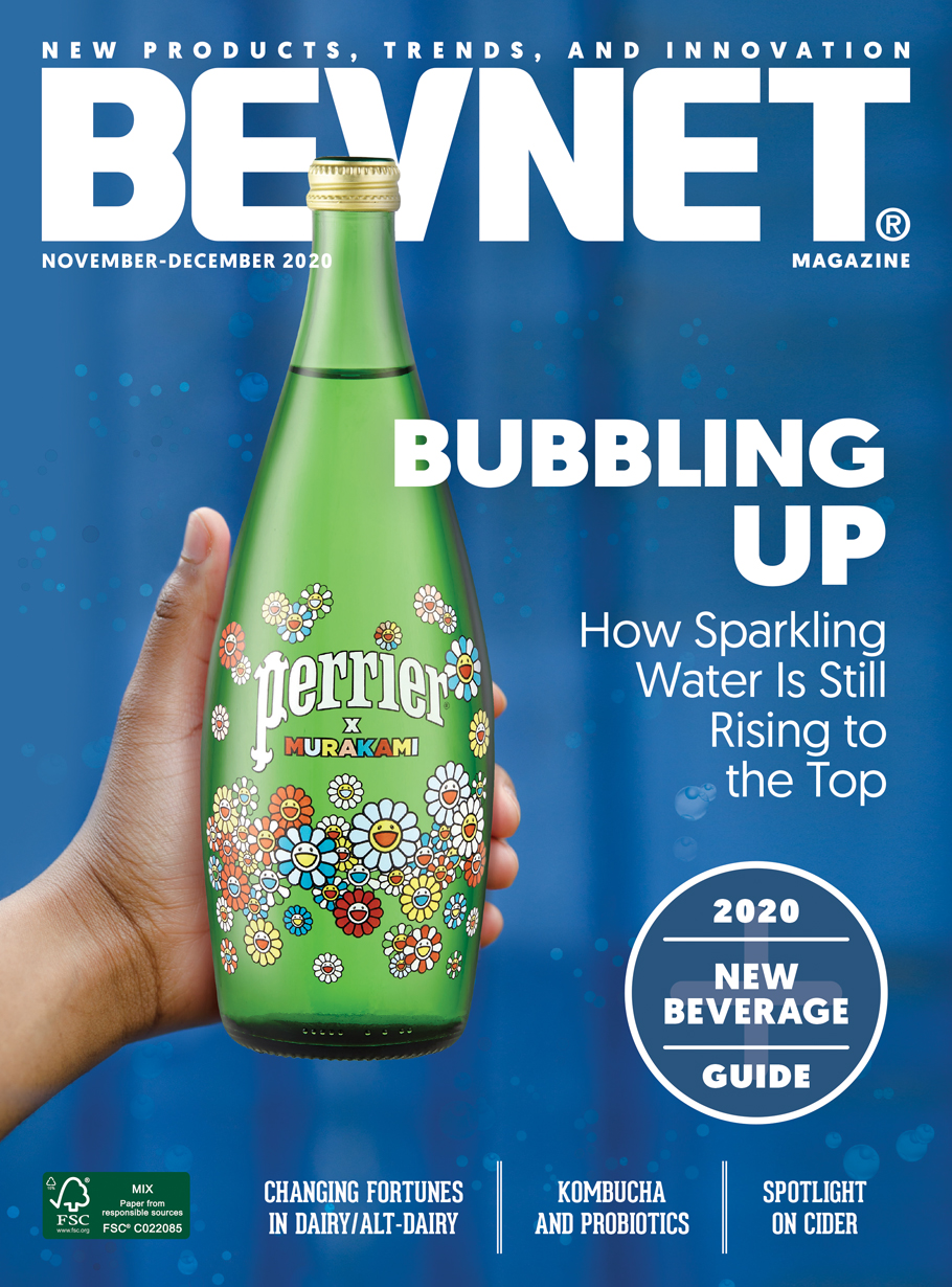 Forever Blowing Bubbles: How Sparkling Water Is Still Rising To the Top