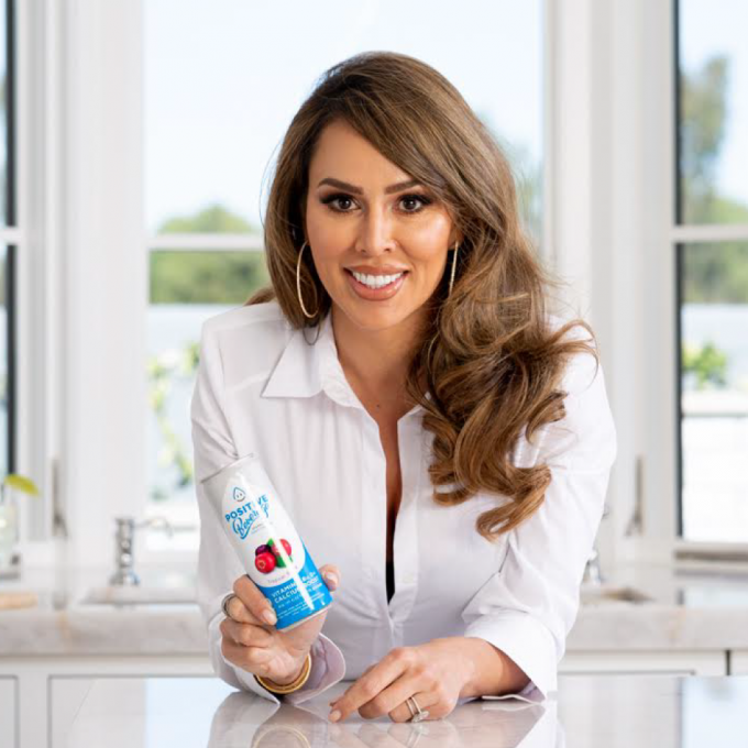Positive Beverage Splits with Kelly Dodd Following Controversial Statements