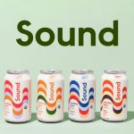 Sound Makes Push into Sparkling With New Packaging and Branding