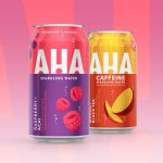 Coca-Cola Launches Two New AHA Flavors, While Pulling Two Others