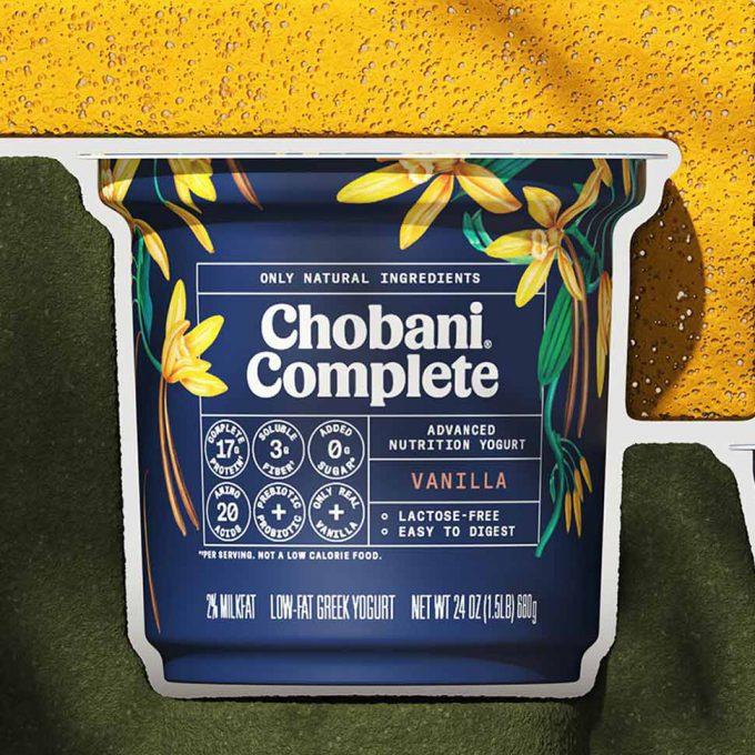 Chobani, PepsiCo Partner on Distribution Pilot Test in Northeast