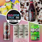 Elevator Talk: NOOB Energy, Nuba Tisane, Jibby Coffee, Boreal Brewing Company, Swoon