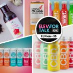 Elevator Talk: Nesis Tea, Shimmerwood Beverages, Reneva Collagen Drink, Wet Hydration, Prism Beverages
