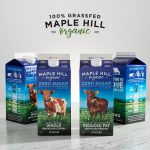 Maple Hill Creamery Launches Zero Sugar Organic Milk