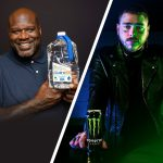 Celebrity Roundup: Alkaline Water Company Partners with Shaq, Monster Signs Post Malone
