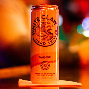 The First Drop: The White Claw Treatment
