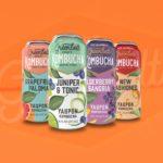 Greenbelt Crafts Non-Alcoholic, Cocktail-Inspired Kombucha