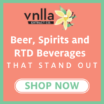 vnlla Extract Co for Beverage Professionals