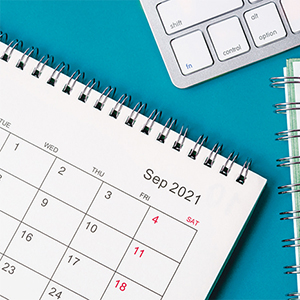 The First Drop: Inking the Calendar