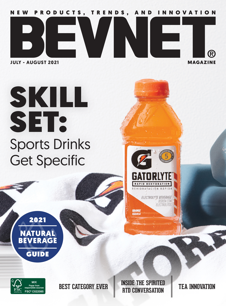 Skill Set: Sports Drinks Get Specific