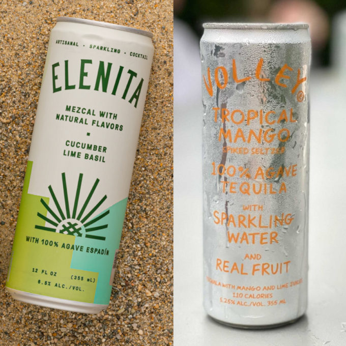 Distribution Roundup: Agave-Based RTD Cocktails Trail New Territories