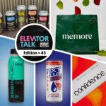 Elevator Talk: Zesty Beverages, Memore, Breinfuel, NXT LVL Hydrogen Water, Confidence