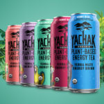 PepsiCo's YACHAK Rebrands as 'Plant-Based Energy Tea'