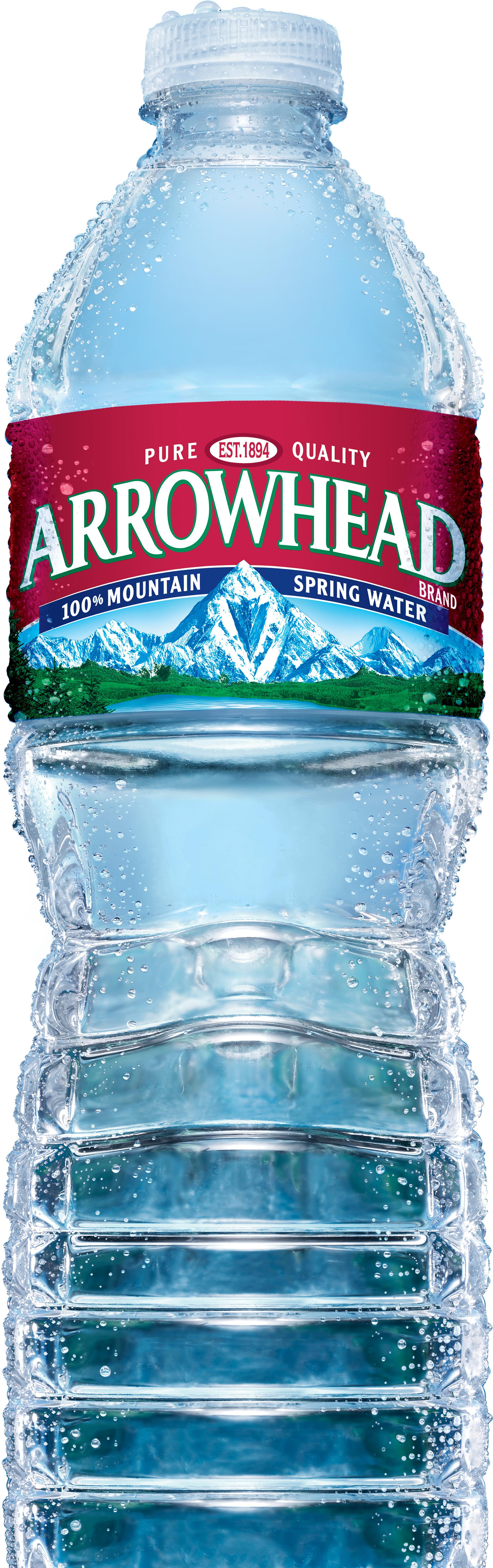 Arrowhead .5 Liter ReBorn Bottle