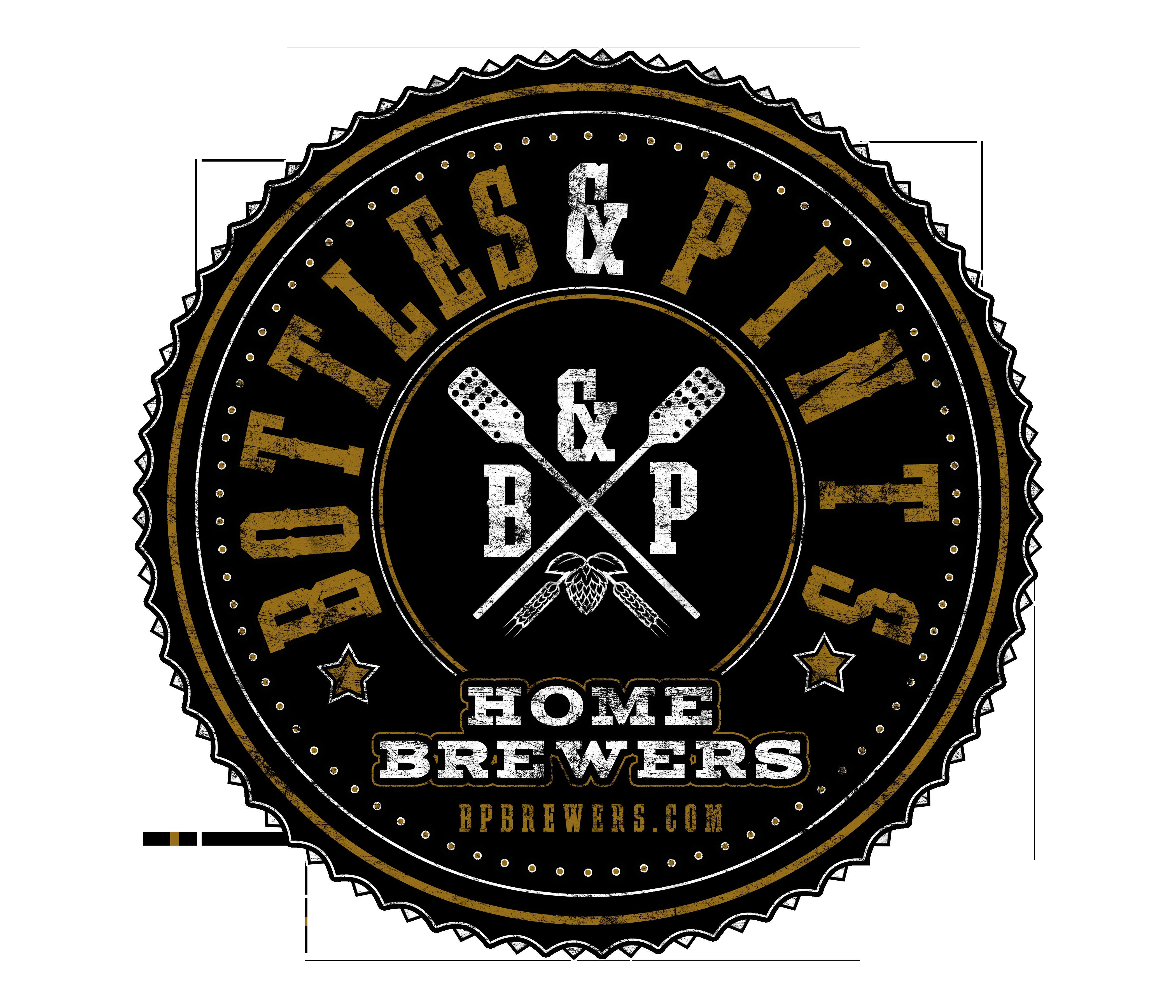 Bottles and Pints Logo