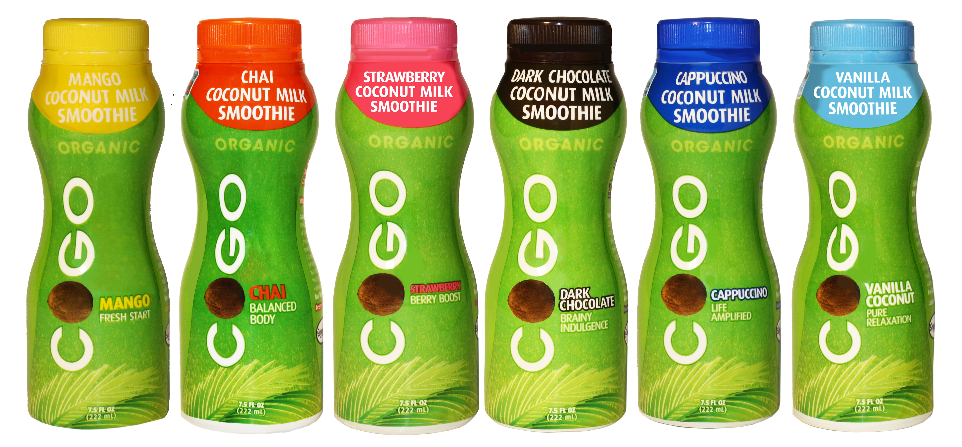 COGO Coconut Milk Smoothies