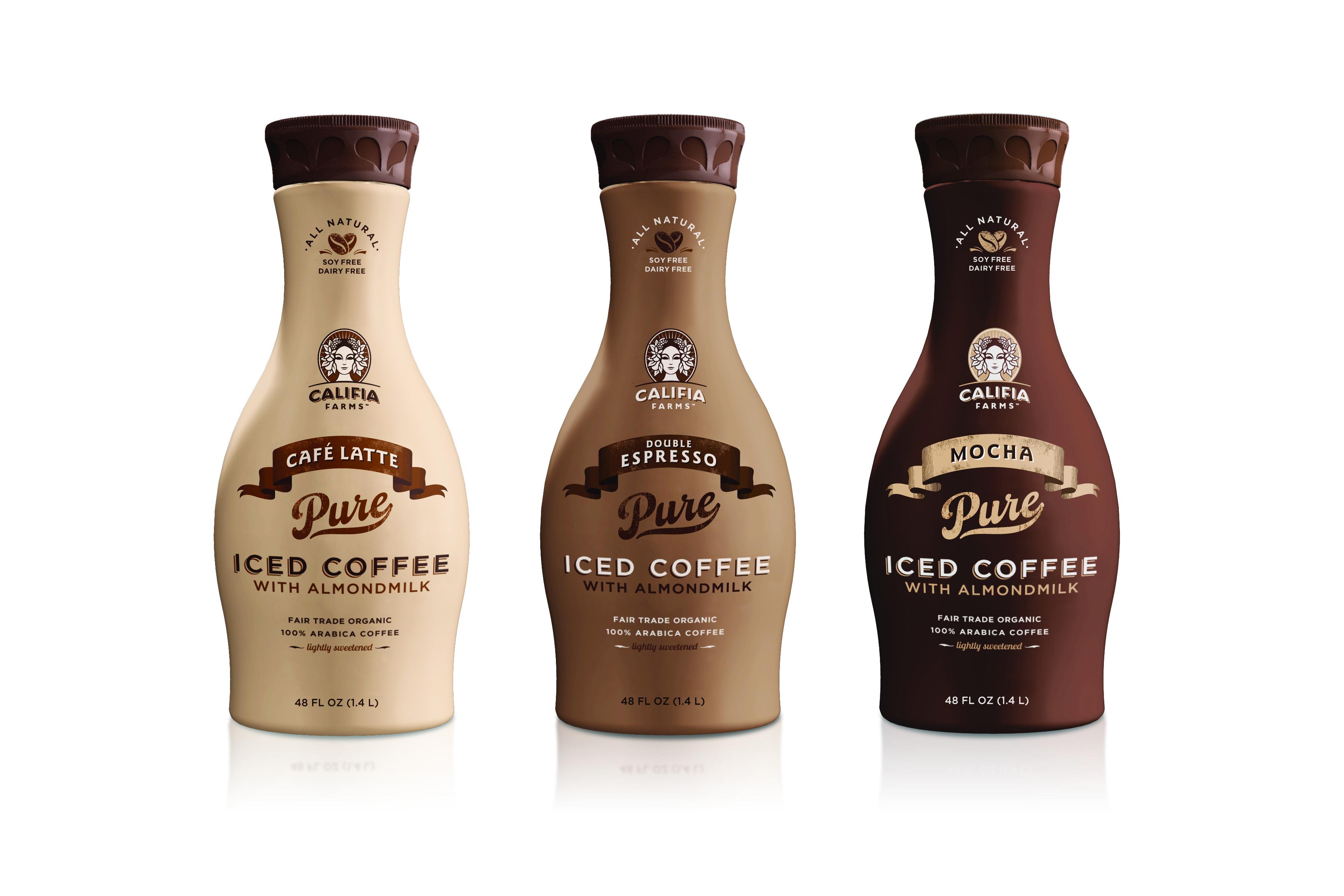 Califia Farms Iced Coffee with AlmondMilk
