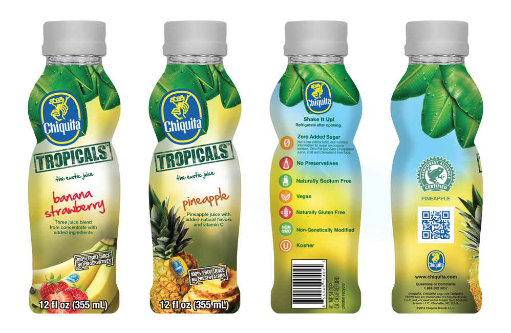 Chiquita Tropicals
