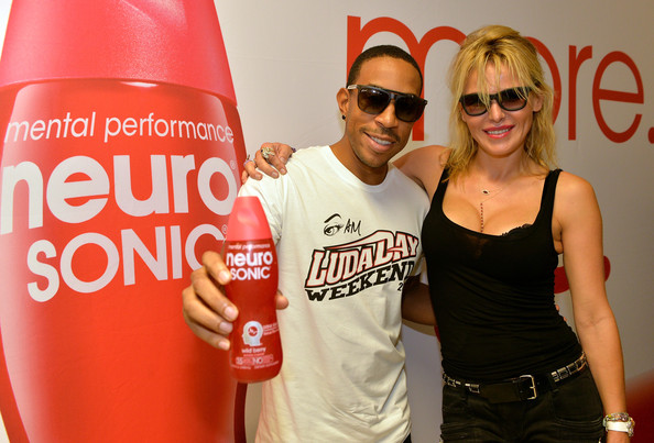Retouch On the Way: Ludacris, founder Diana Jenkins, and the Soon-to-Change Label