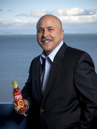 Carl Sweat, FRS CEO
