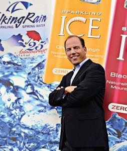 Kevin Klock, CEO, Talking Rain