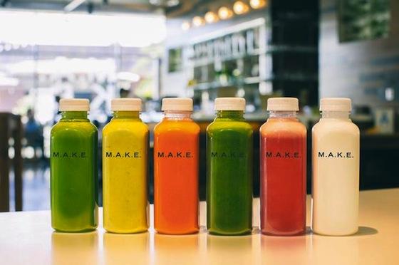 MAKE juice