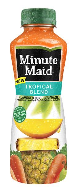 minute maid tropical blend
