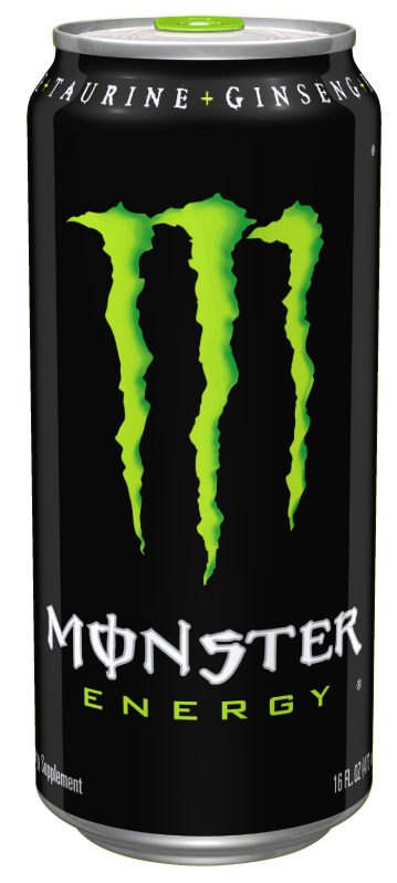 Monster Can