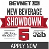 Last Call: Apply NOW for New Beverage Showdown 5 at BevNET Live Summer '13