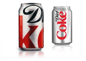 New Diet Coke