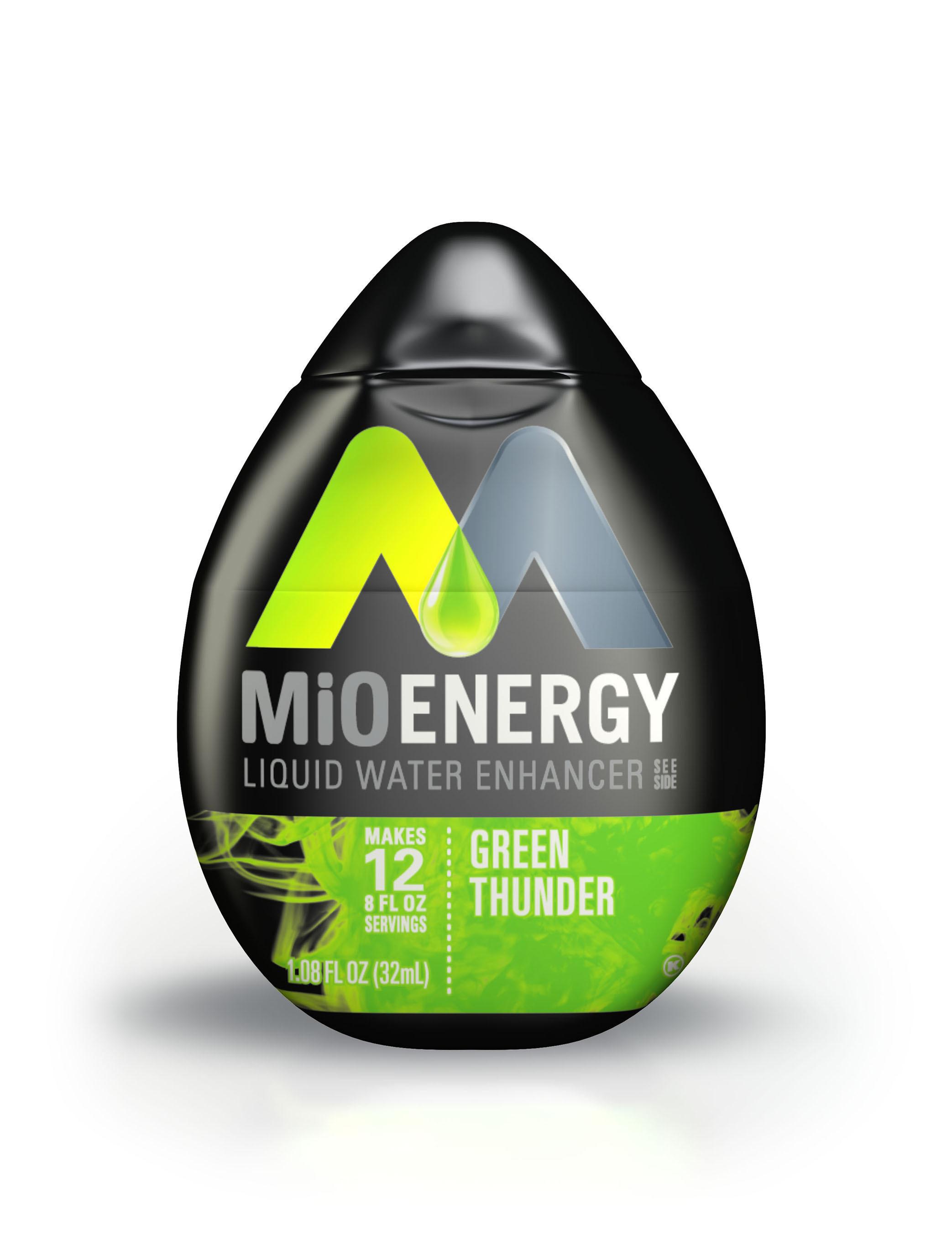 MIO ENERGY GREEN THUNDER