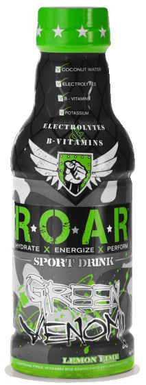 ROAR _Green Venom_ Bottle hi-rez