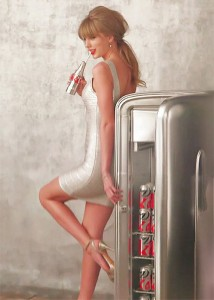 Diet Coke To Celebrate New Taylor Swift Album Bevnet Com