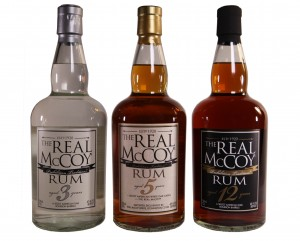The Real McCoy Rum - New Offerings