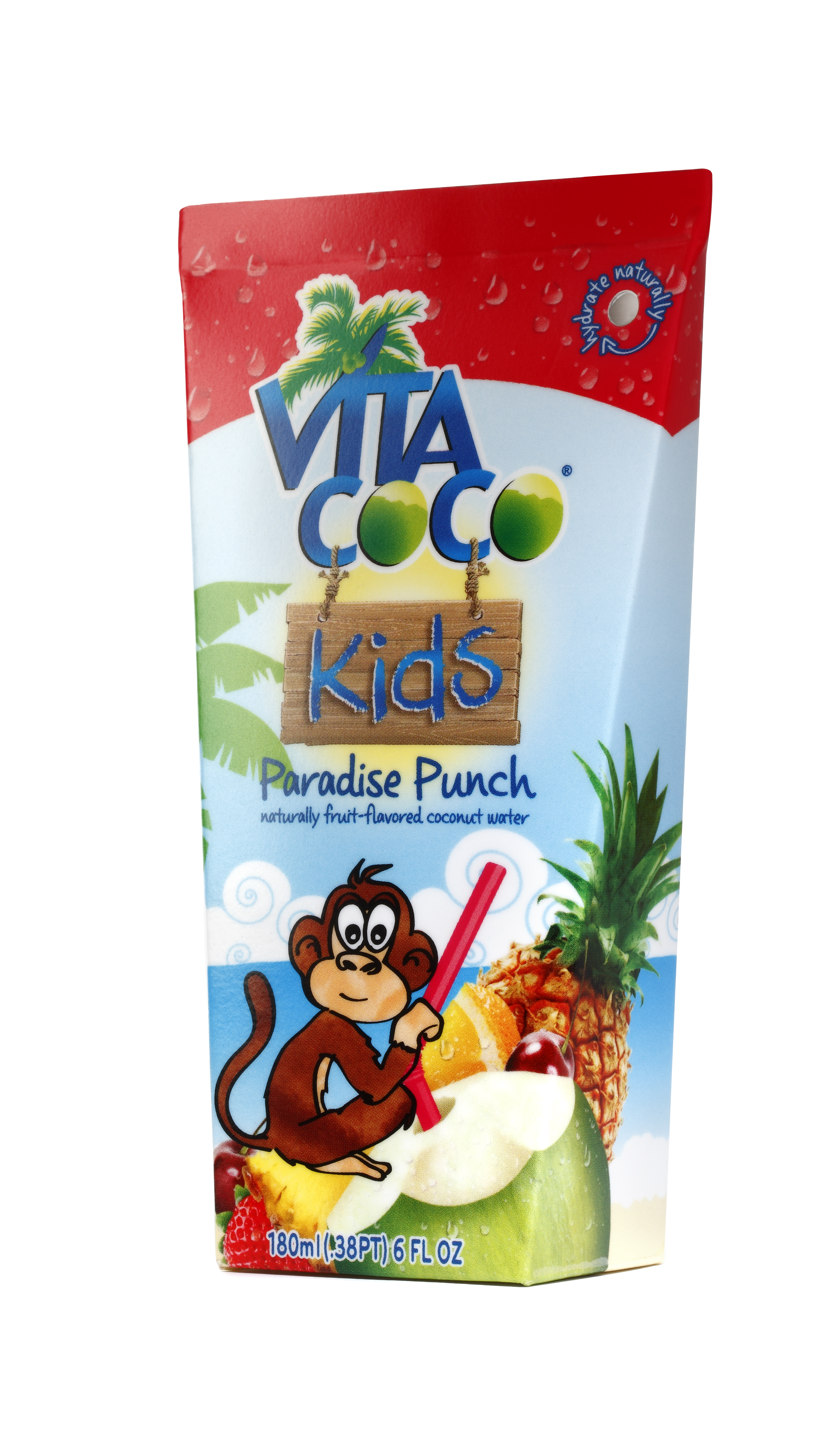 Vita Coco Kids Paradise Punch