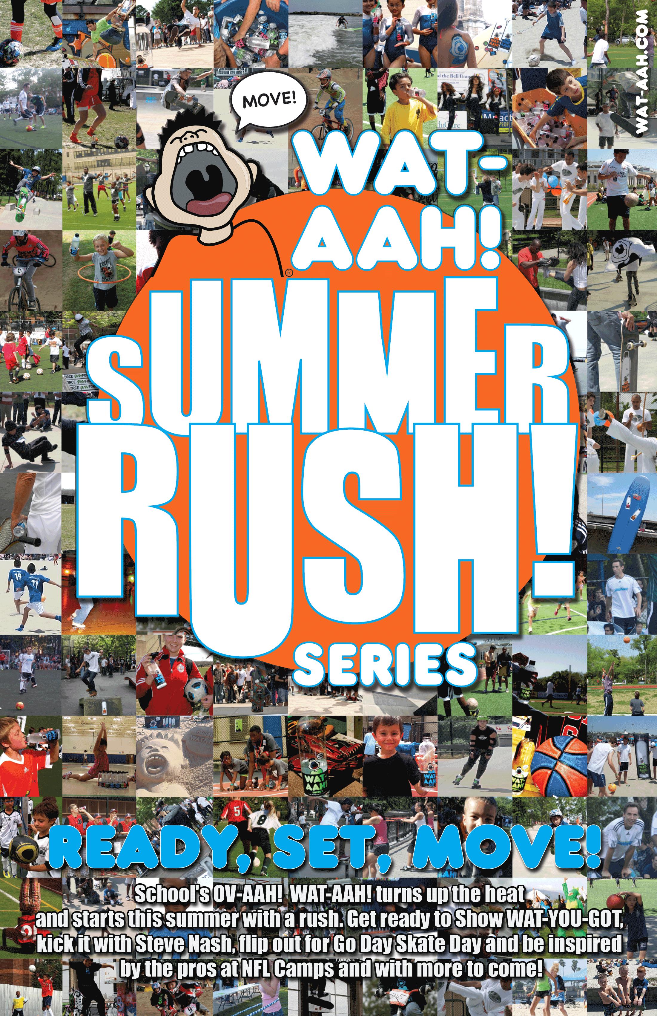 WAT-AAH!SummerRush