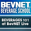 "BevNET Live: Special ""Beverage School: Beverages 101"" Session Added on Sunday, December 2"
