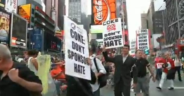 cokeprotest