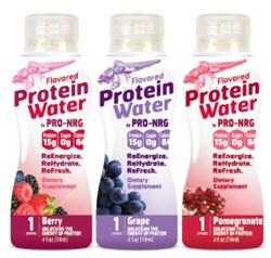 protein water PRO-NRG