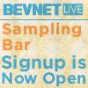 BevNET Live Summer 12 – Sampling Bar Signup Now Open