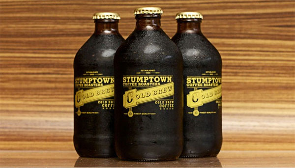 Stumptown Cold Brew Coffee Bevnet Com