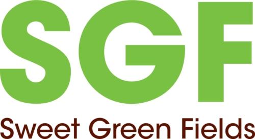SWEET GREEN FIELDS LOGO